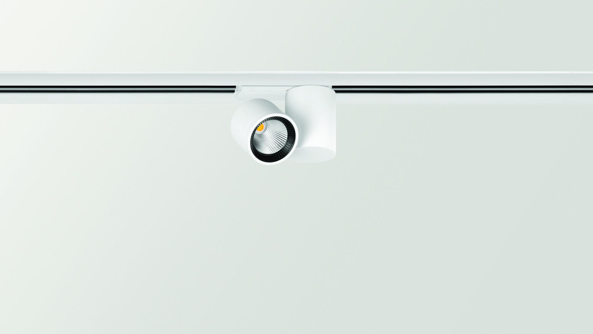 IO Systeem & profiel LED 1x4,5W/485lm Wit