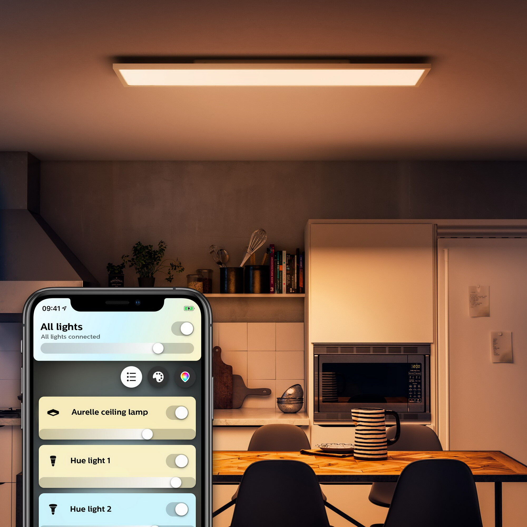 HUE AURELLE plafondlampen