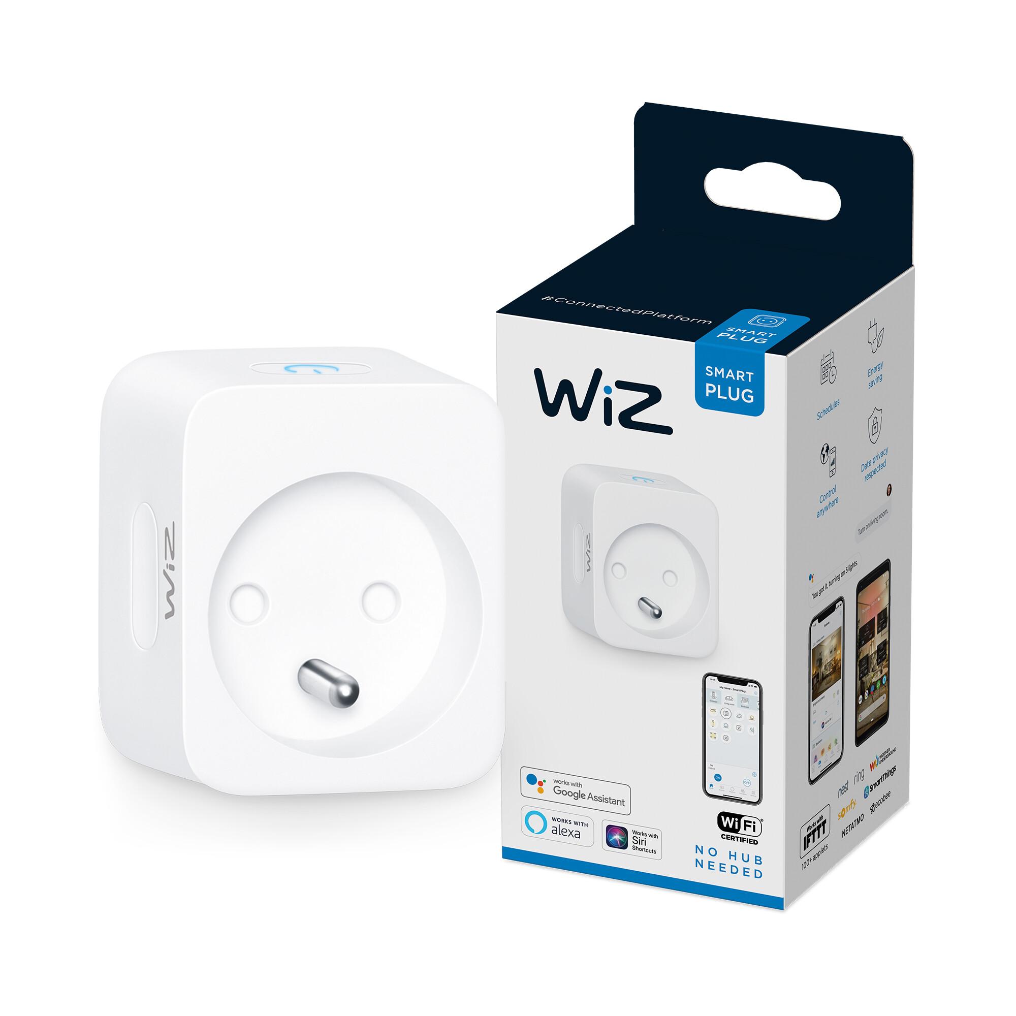 WiZ WiFi smart plug FR