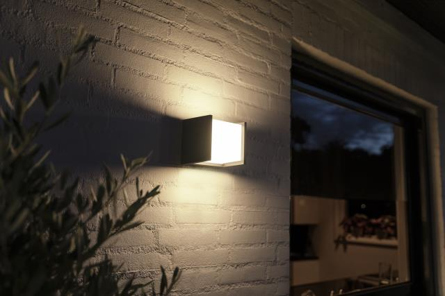 HUE FUZO wandlampen