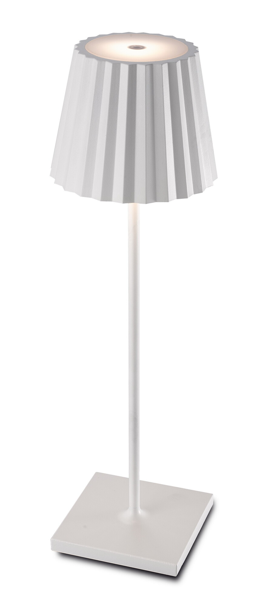 K2 Lampe de table LED 1x22W/188lm Blanc
