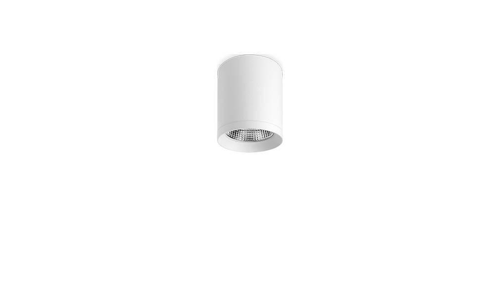 TOP Opbouwspot LED 1x5W/480lm Wit
