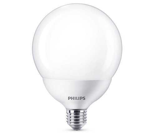 Philips LED E27 18W 2000lm 2700K Globe Frosted