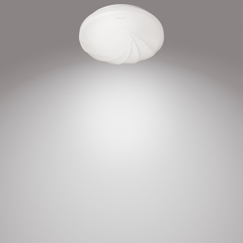 Philips Shore Plafondlamp 1x10W Rond Wit