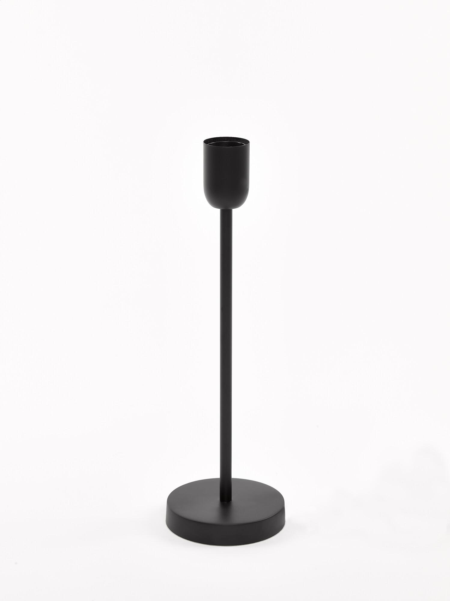 MESA Tafellamp E27 1x Zwart