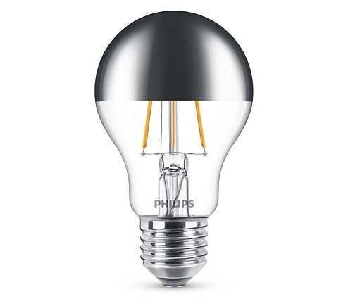 Philips LED classic E27 3,5W 370lm 2700K Transparant