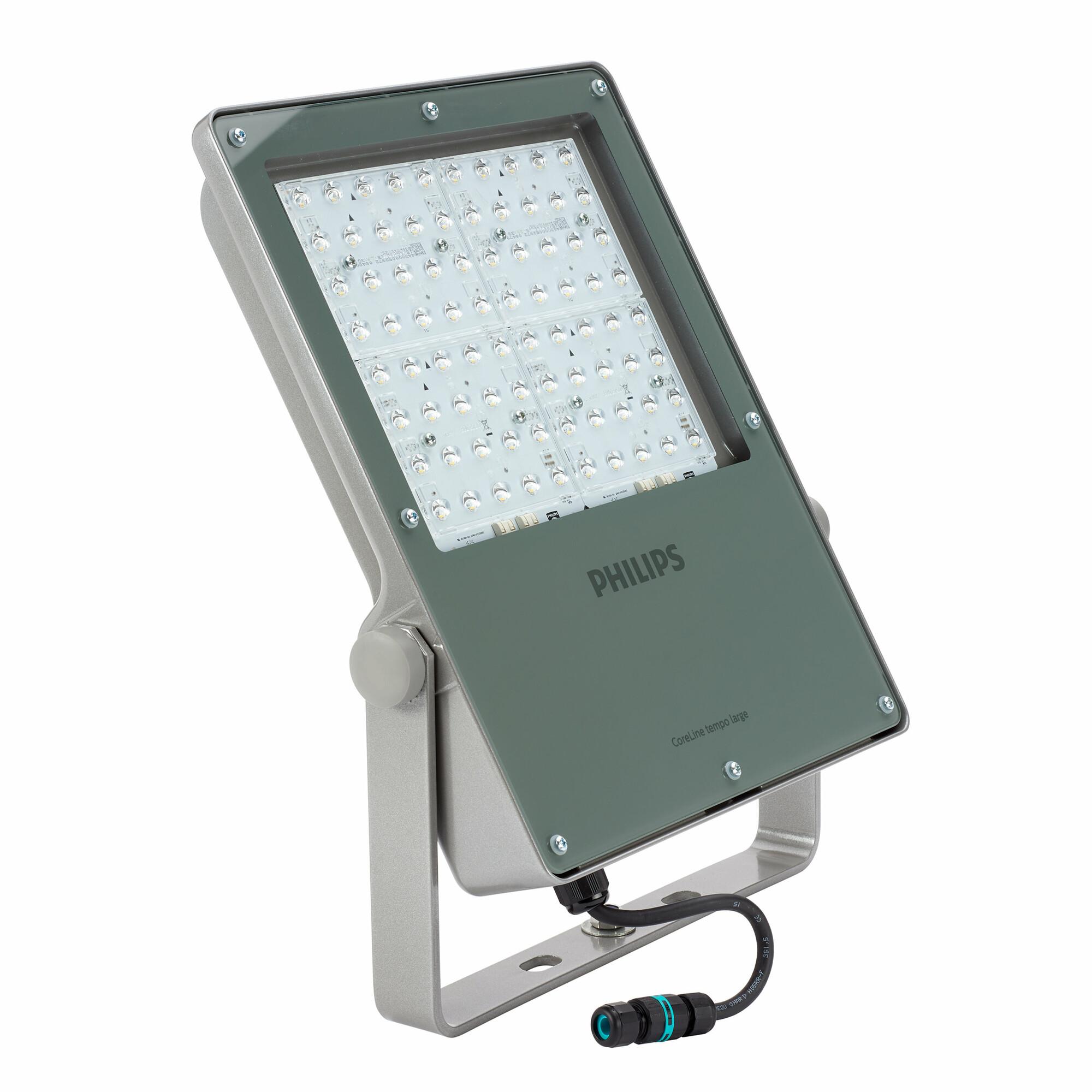 Philips CORELINE Straler LED 1x162W/21000lm Lichtgrijs