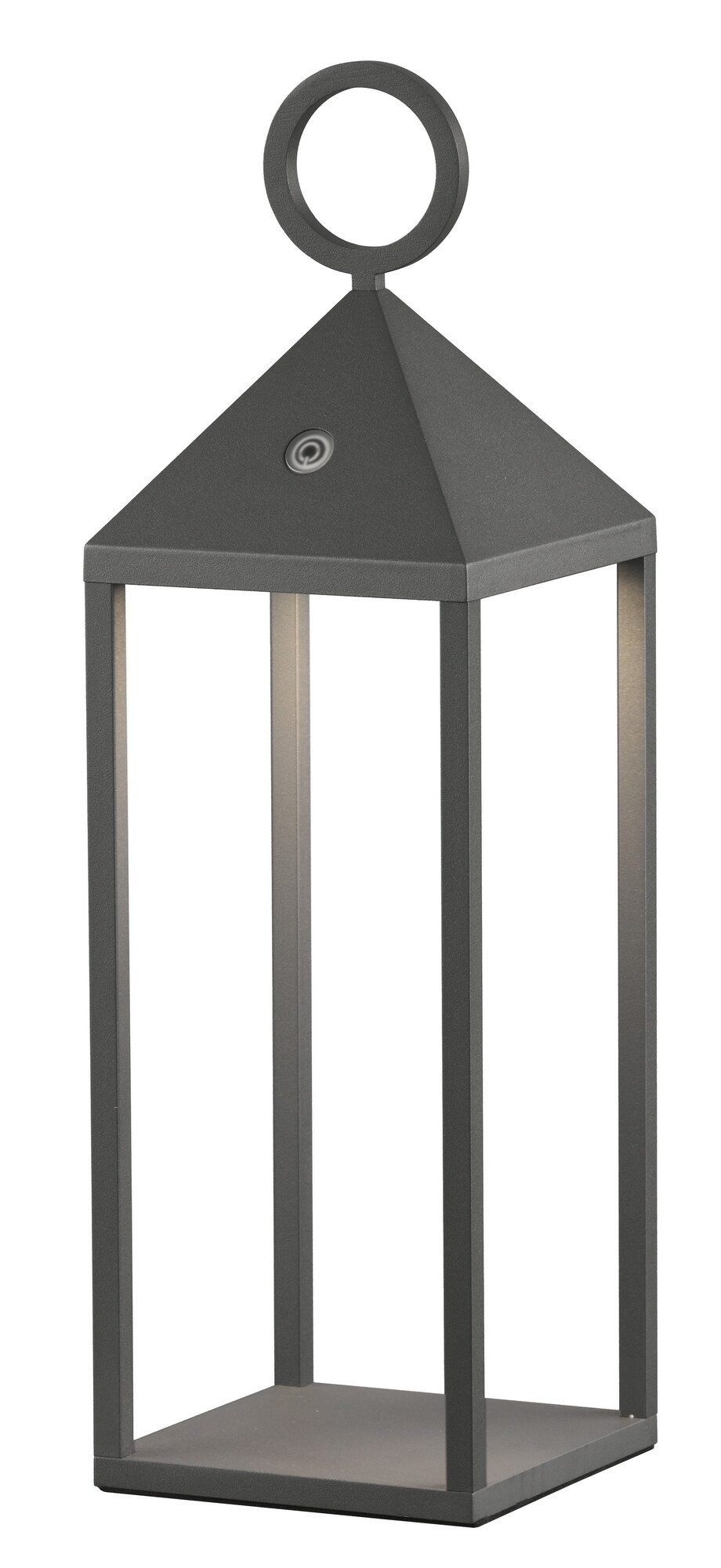 ASTUN Lampe de table LED 1x22W/188lm Gris